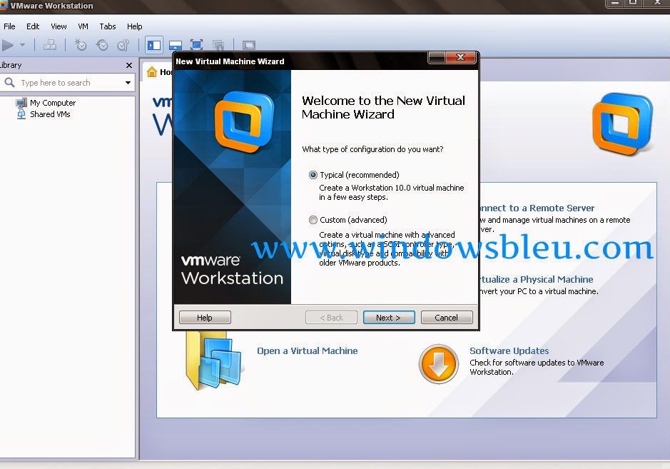 How to Install Windows 10 Technical Preview on VMware | Windows Blue