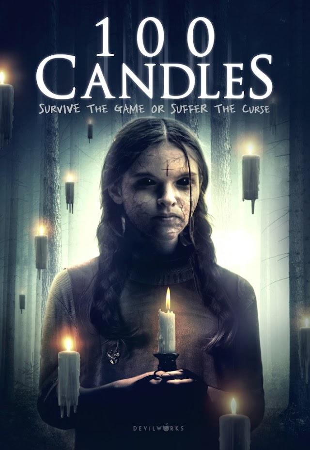 9 Realizadores Juntaram-se Para Criar The 100 Candles Game, Uma Antologia de Terror Onde Amy Smart Volta a Brilhar