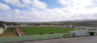 Em Picuí, Estádio Amaurí Sales de Melo deverá ser entregue a comunidade no mês de Outubro