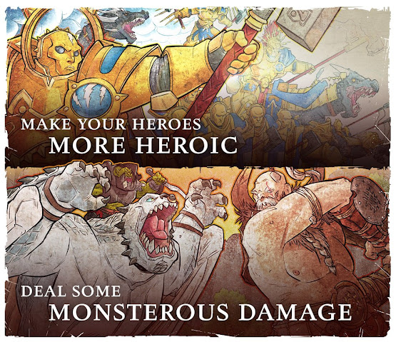 Age of Sigmar Monstruous Rampage