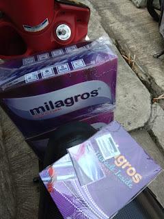 Agen Milagros Tangerang