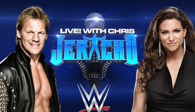 Vaughn's World (Sports Edition): Talk Is Jericho Podcast W ...