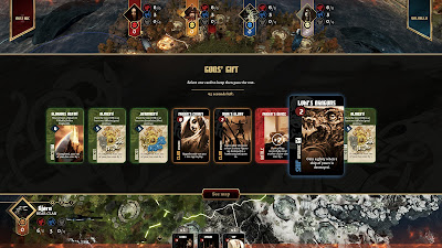 Blood Rage Digital Edition Game Screenshot 3