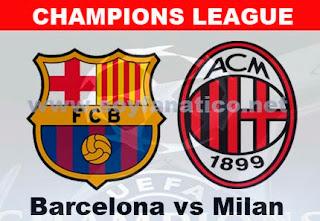 Partidos de futbol 2020 En Vivo: Partido Barcelona vs AC ...
