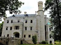 Karpniki - Zamek od płn