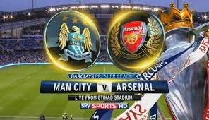 hasil manchester city vs arsenal