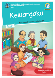 download gratis buku tematik kelas 1 tema 4