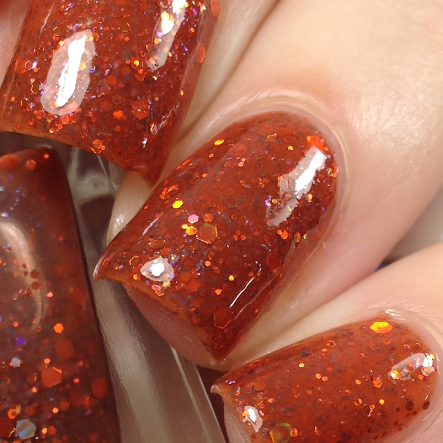 Night Owl Lacquer-Pumpkin Head Harvey