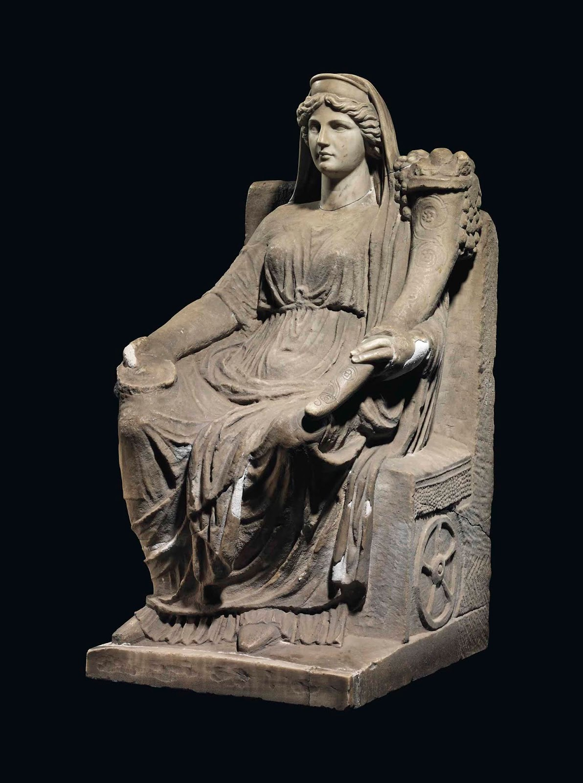 Domvs Romana Fortuna La Diosa De La Suerte En La Antigua Roma