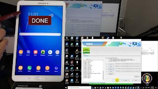 SAMSUNG Galaxy Tab A SM-T585 FRP BYPASS U6/S6 8.1
