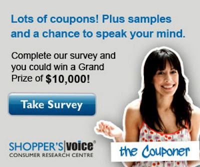 Shopper's Voice Survey 2016