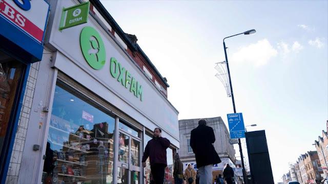 Empleados de Oxfam amenazaron a un testigo del escándalo sexual