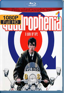 Quadrophenia[1979] [1080p BRrip] [Latino- Ingles] [GoogleDrive] LaChapelHD