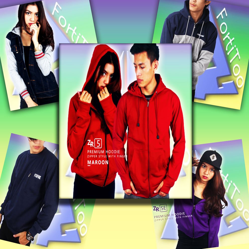 Jaket Fortitoo