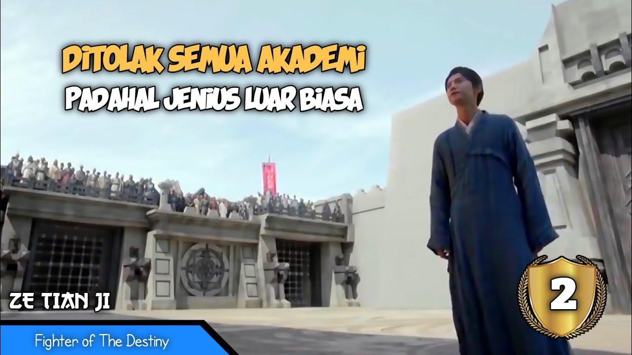 Alur cerita film fighter of the destiny episode 2