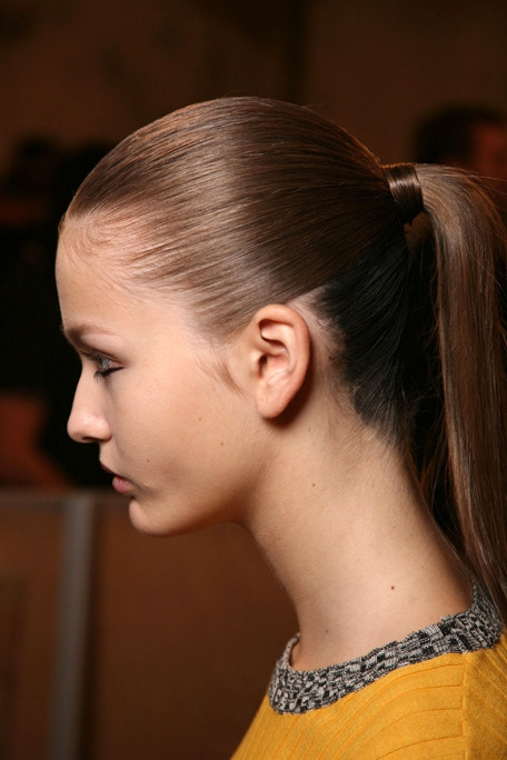 Popular Hairstylers New Ponytail Hairstyles For 2012