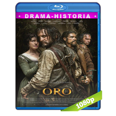 Oro (2017) BRRip Full 1080p Audio Castellano 5.1