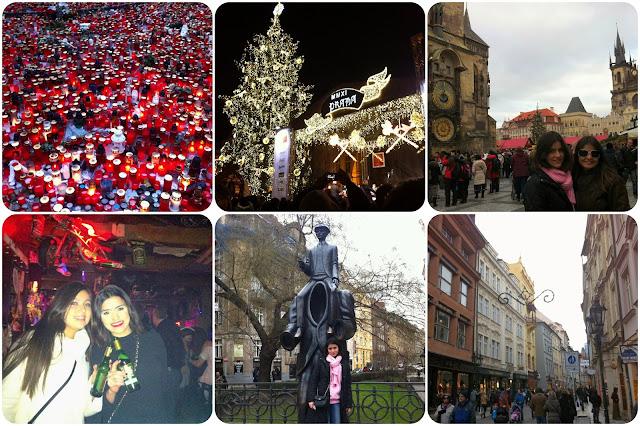Praga / República Checa / Praça da Cidade Velha / Harley's / Natal