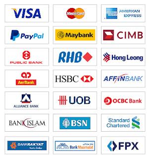 payment online diterima