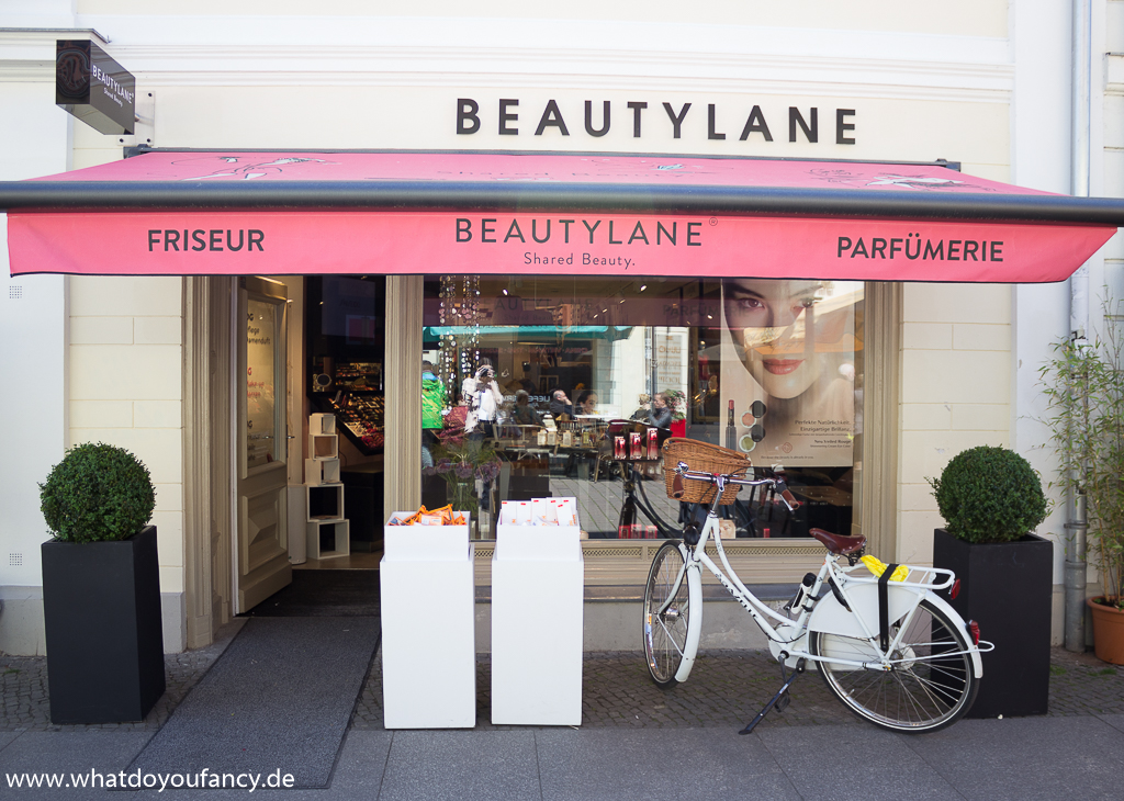 Mein Bericht vom exklusiven Blogger-Event im Beautylane Flagship-Store in Potsdam