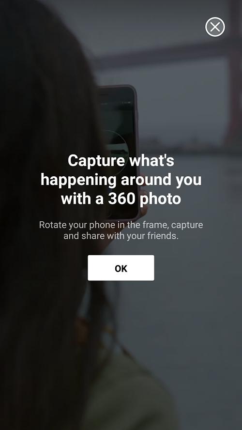 Cara Posting Foto 360 di Facebook