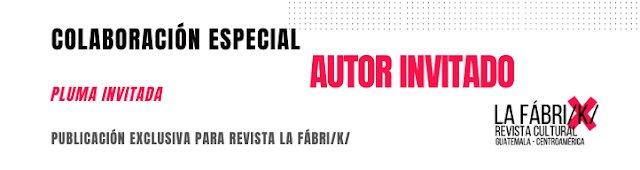 Autor invitado en Revista La Fábrik