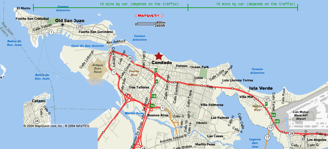 Hotels Close To San Juan Airport