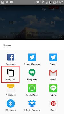 cara donwload video youtube di android tanpa aplikasi
