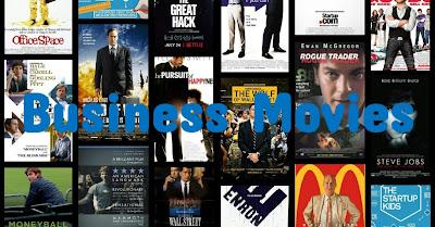 فضل أفلام ريادة الأعمال Business Movies