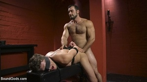 Alexander Pays His Debts With His Holes Jaxton Wheeler & Alexander Gustavo