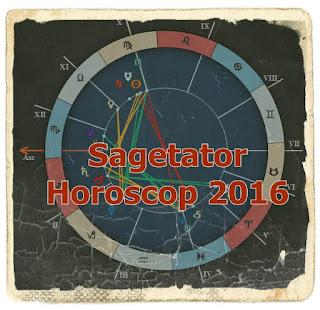 SAGETATOR Horoscop Septembrie dragoste, bani si sanatate