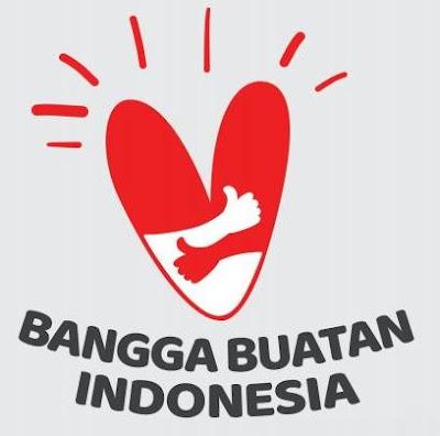 makna logo 75 tahun indonesia maju