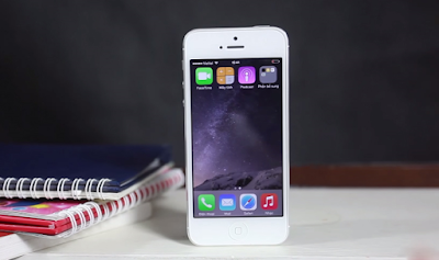 Dien thoai iPhone 5 lock nhat gia re