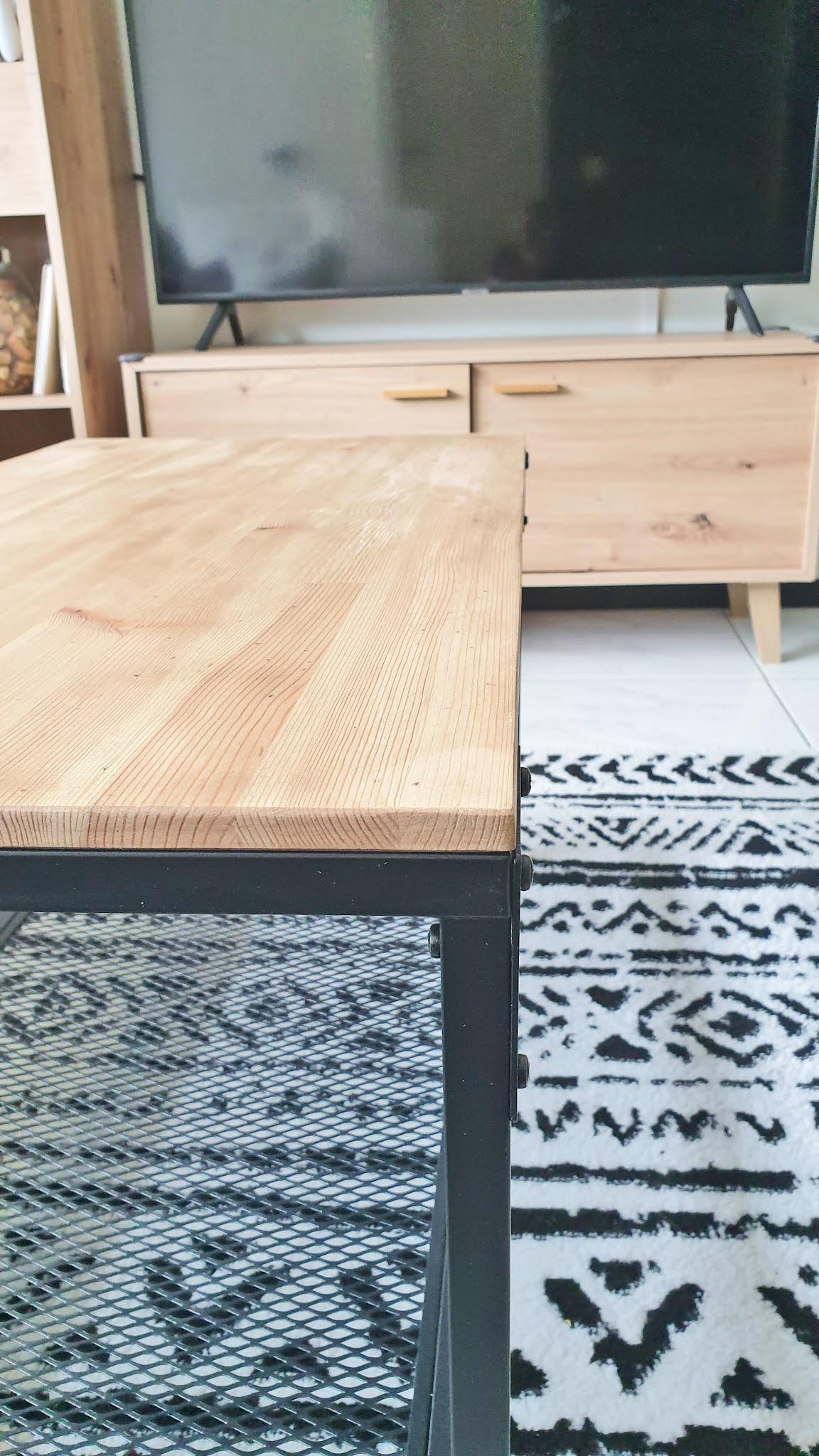 metamorfoza stolika kawowego