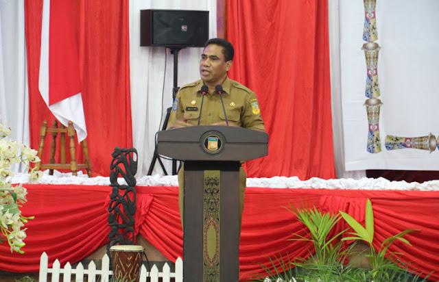 Pemprov Papua Tambah Jabatan Staff Ahli Gubernur Lukas Enembe