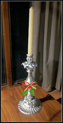 Update a Lamp to Candlestick