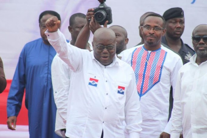 Dec. polls: NPP Council of Elders endorse Akufo-Addo as flagbearer