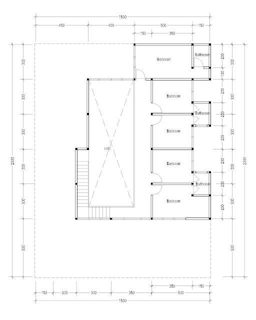 2nd Floor Plan fpr Plan c-12