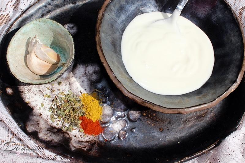 Marynaty jogurtowe oraz kilka ważnych informacji i wskazówek dotyczących ogólnego marynowania mięsa