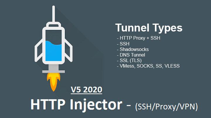 HTTP Injector Terbaru 5.2.4