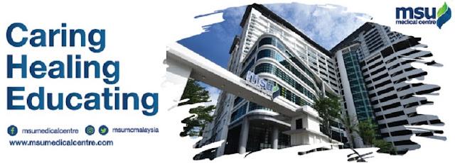 Review: MSU Medical Centre, Shah Alam