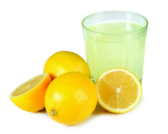 cara menghilangkan jerawat dengan jus lemon