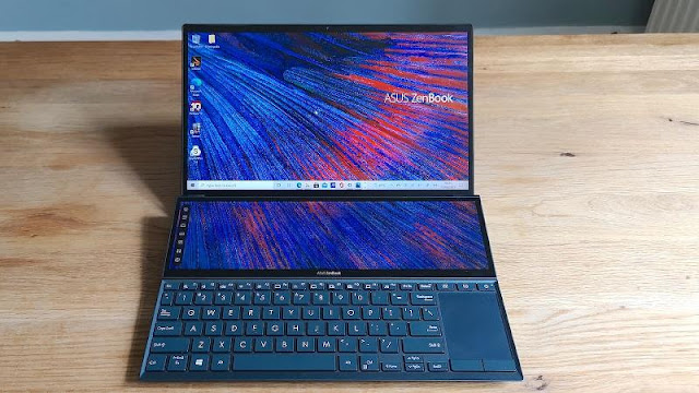 Asus ZenBook Duo 2021 (UX482) Review
