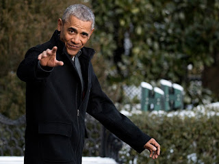 Obama old town road