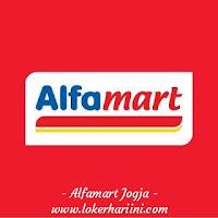 Lowongan Kerja Alfamart Yogyakarta Terbaru 2021