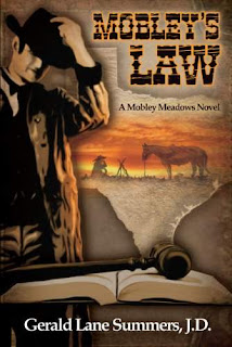 Mobley's Law - A Mobley Meadows Novel by Gerald Lane Summers