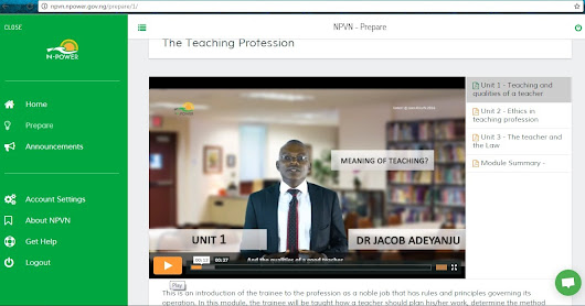 NIGERIAN EDUCATIONAL SYSTEM GOES ELECTRONIC
