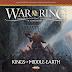 Kings of Middle Earth es la nueva expansión de Guerra del Anillo