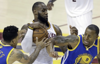 Facing 3-0 deficit against Warriors, Cavaliers' LeBron James considers it part of 'his calling' to compete against dynasties - Cavs - Ohio