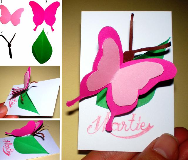 Cum să faci un mărțișor din hârtie colorată 1 martie